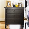 Morris Home Furnishings Summer Shade Night Stand - Item Number: 988-350