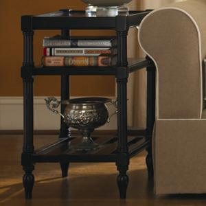 Morris Home Furnishings Summer Hill Chair side Table