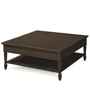 Morris Home Furnishings Summer Hill Lift Top Cocktail Table