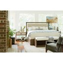 Universal Synchronicity Queen Bedroom Group - Item Number: 628 Q Bedroom Group 3