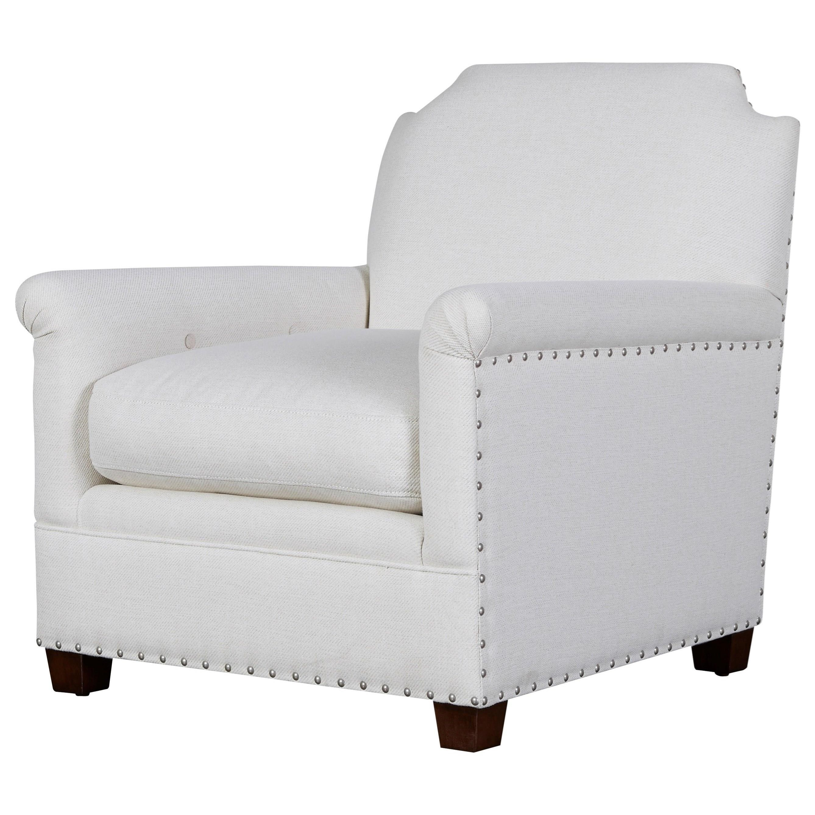 Oconnor Designs Tessa Accent Chair In Performance Fabric
