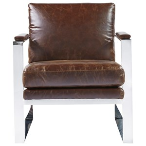 Wittman & Co. Upholstered Accents Corbin Accent Chair