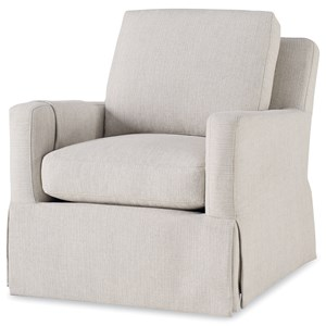 Wittman & Co. Upholstered Accents Lullaby Glider