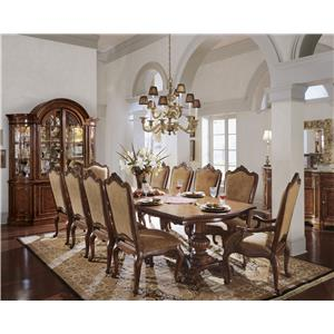 Morris Home Furnishings Camden Formal Dining Room Group