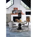 OCONNOR DESIGNS Zephyr Casual Dining Room Group - Item Number: 758 Dining Room Group 5