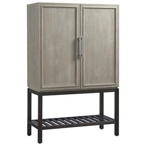 Universal Zephyr Bar Cabinet