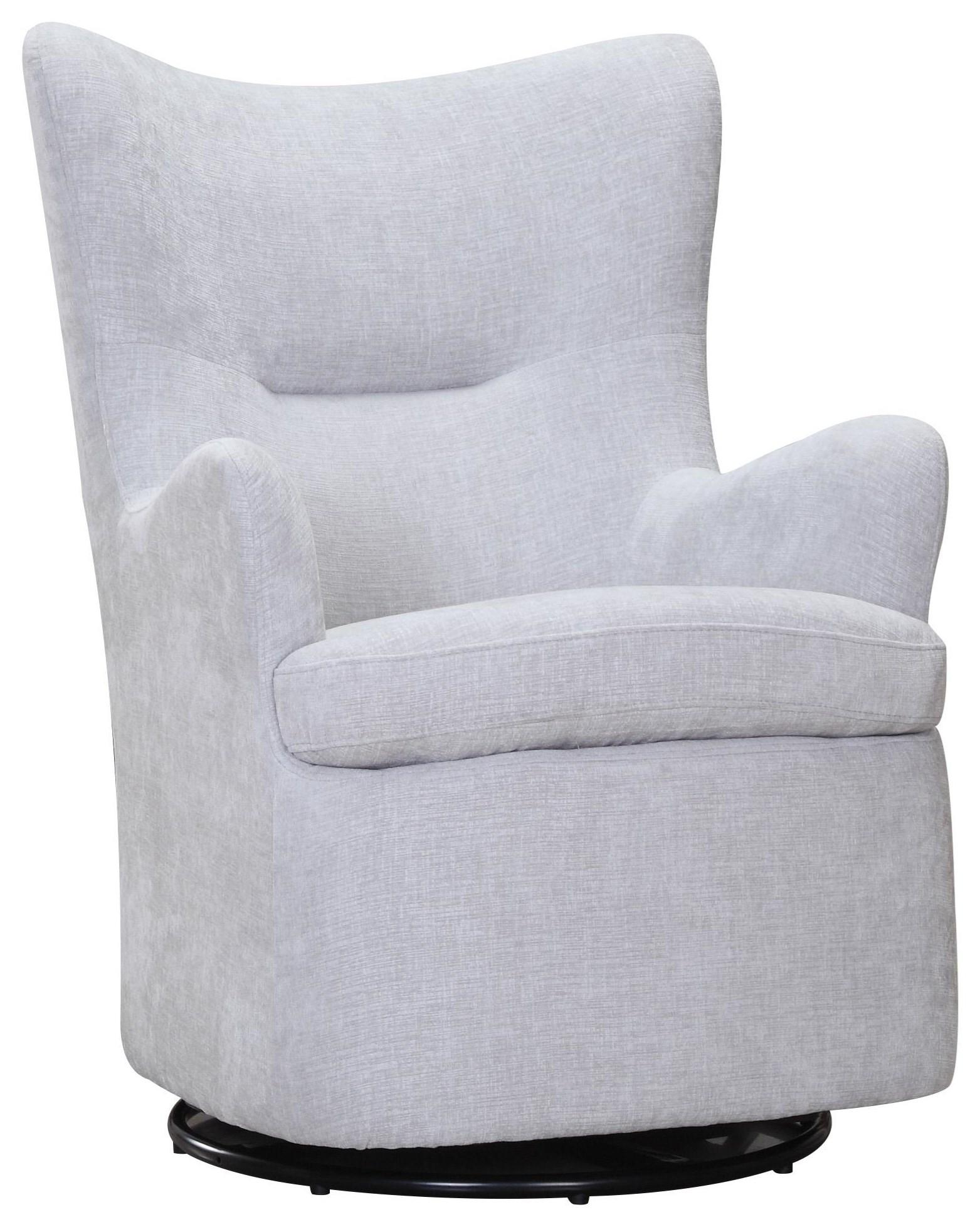 Swivel Chair/fisk 16-silver