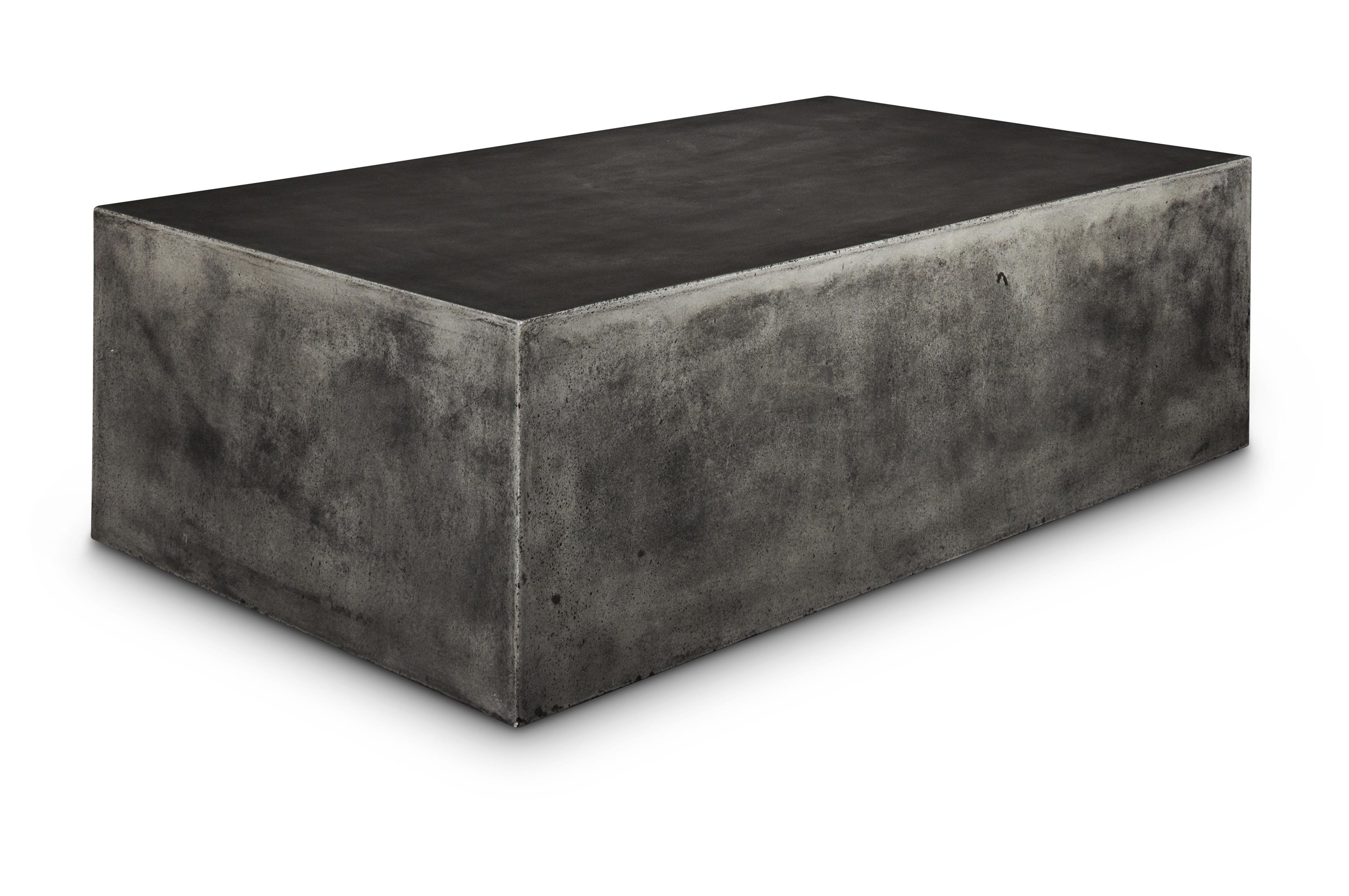 Urbia Bloc Coffee Table - Item Number: VGS-BLOC-RECT-CT