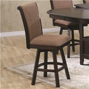 U.S. Furniture Inc 2241/2242 Pub Height Dining Chair