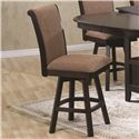U.S. Furniture Inc 2241/2242 Pub Height Dining Chair - Item Number: 2242