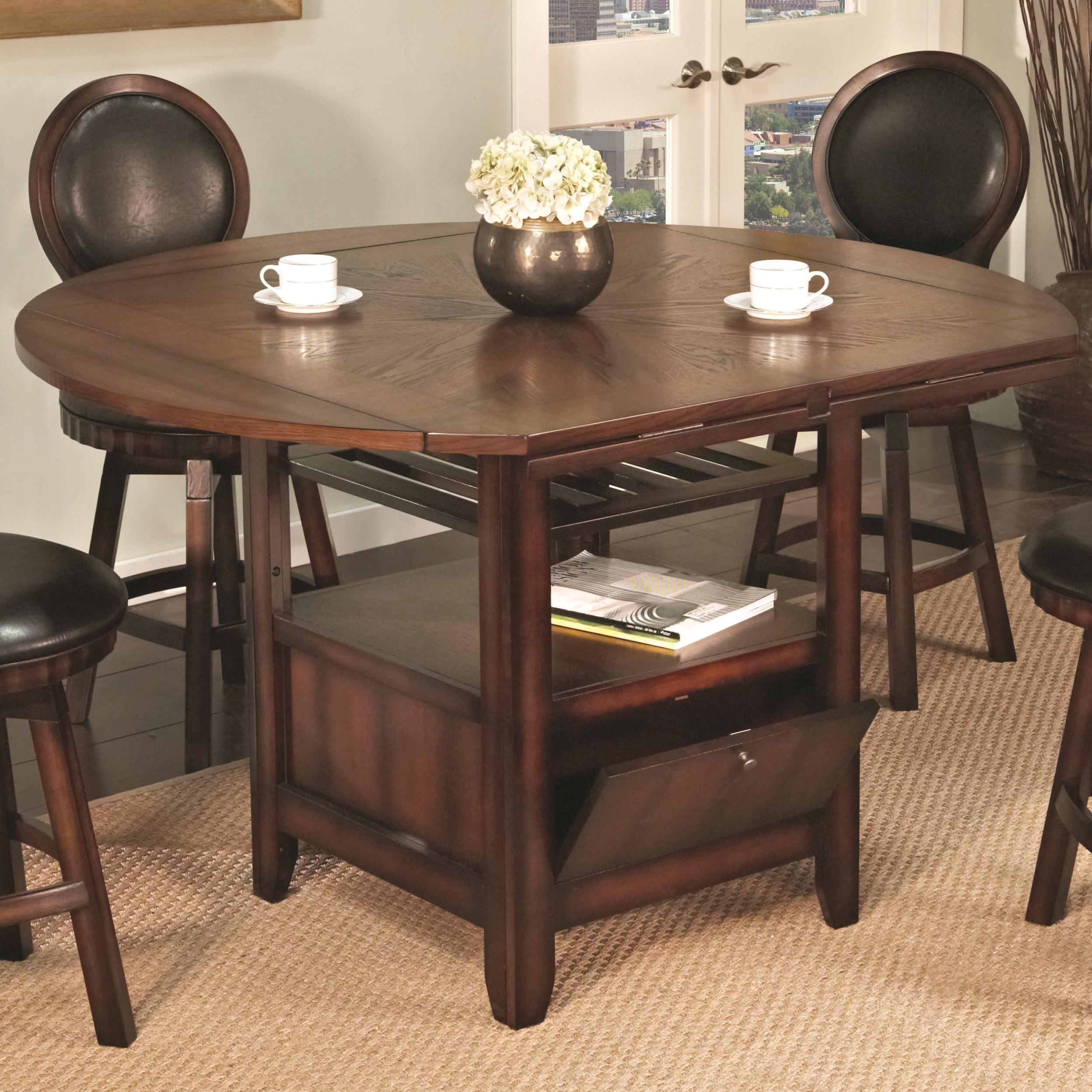 Us Furniture Inc: U.S. Furniture Inc 2251/2252 Round Top Pub Table With