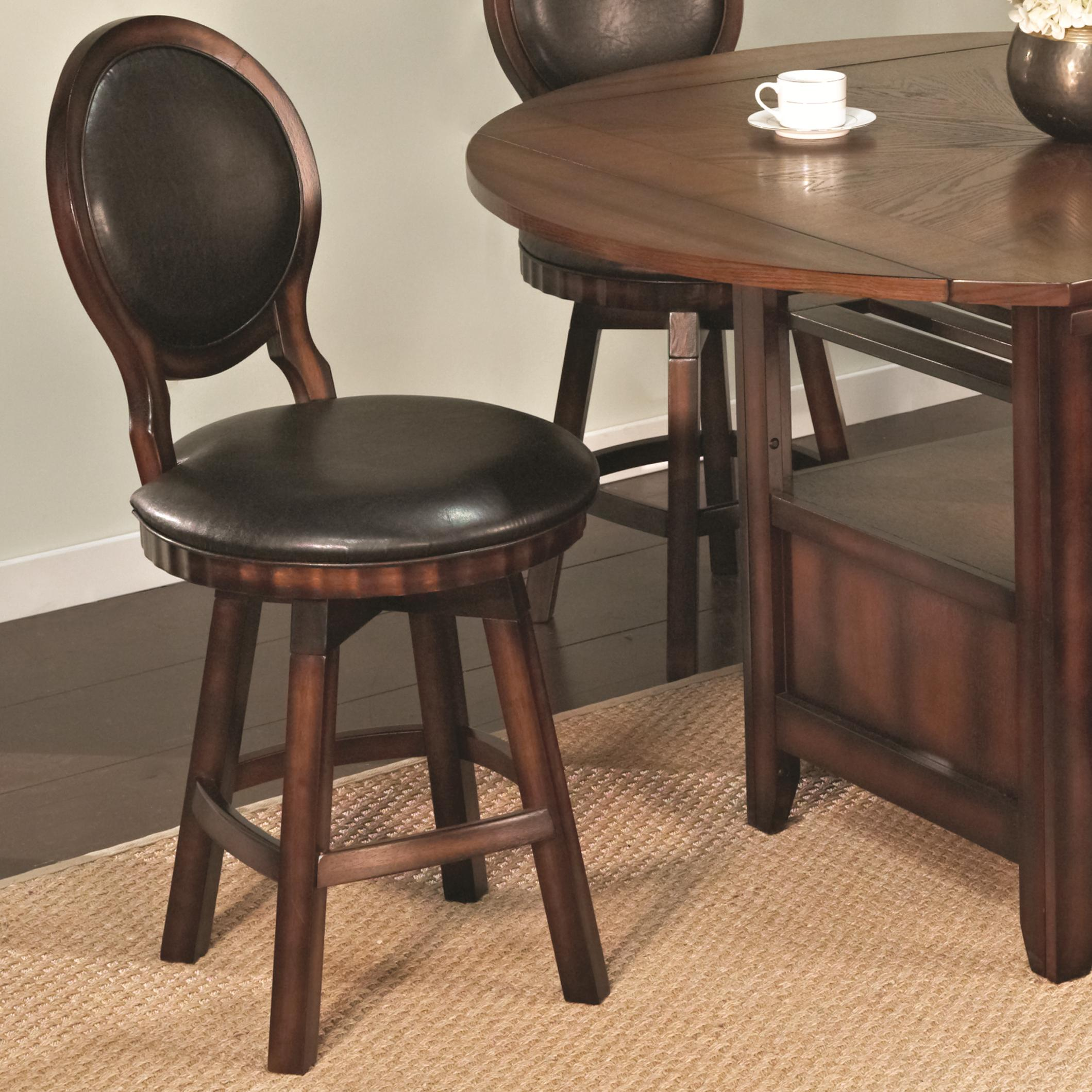 U.S. Furniture Inc 2251/2252 Round Back Dining Side Chair - Item Number: 2252
