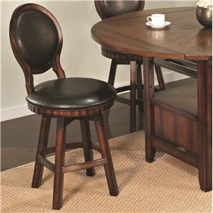 U.S. Furniture Inc 2251/2252 Round Back Dining Side Chair