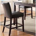 U.S. Furniture Inc Devlon Counter Height Dining Chair - Item Number: 2724