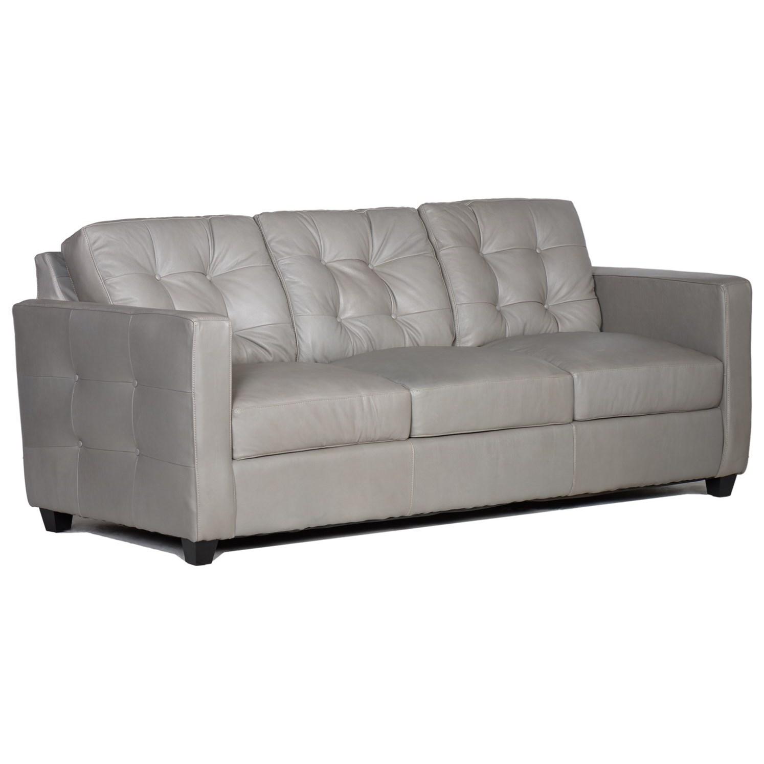 100% Leather Sofa