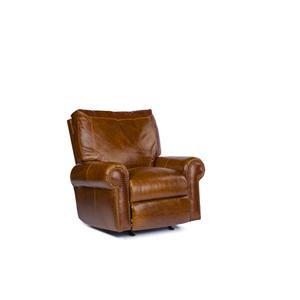USA Premium Leather 4955 Rocker Recliner