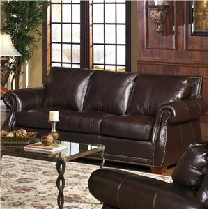 USA Premium Leather 5750 Sofa