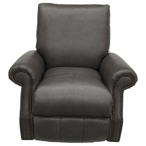 USA Premium Leather 8655 Leather Power Recliner