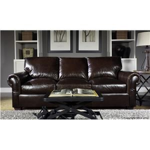 USA Premium Leather Alexander Sofa