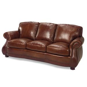 USA Premium Leather Victoria Sofa