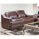 USA Premium Leather 9397  Loveseat - Item Number: 091293971