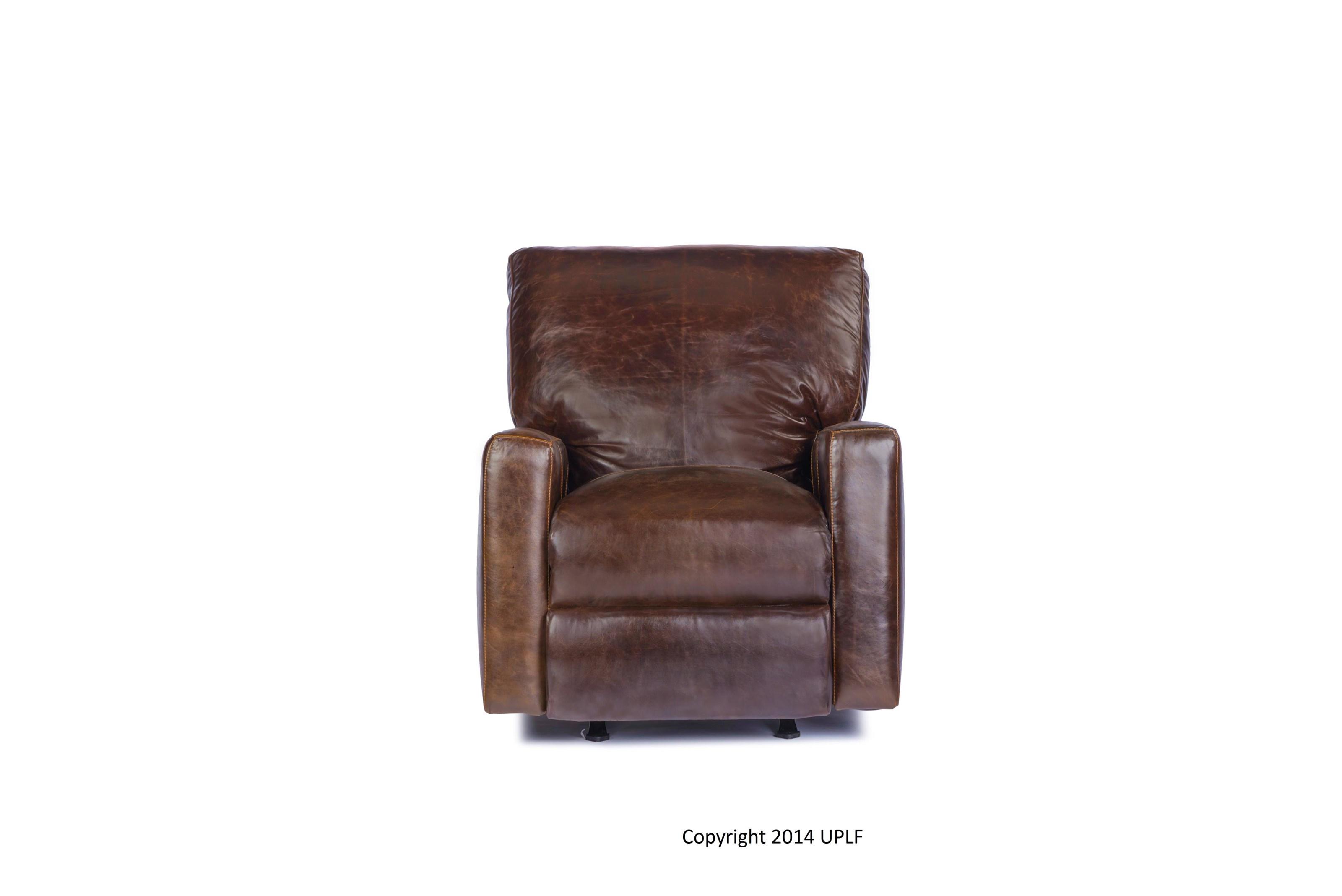 USA Premium Leather Arturo Recliner - Item Number: 9946-10