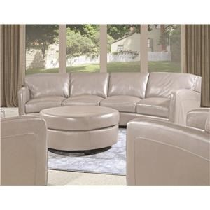 Brynlee Leather Sofa
