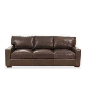 Matteo Top Grain Leather Sofa