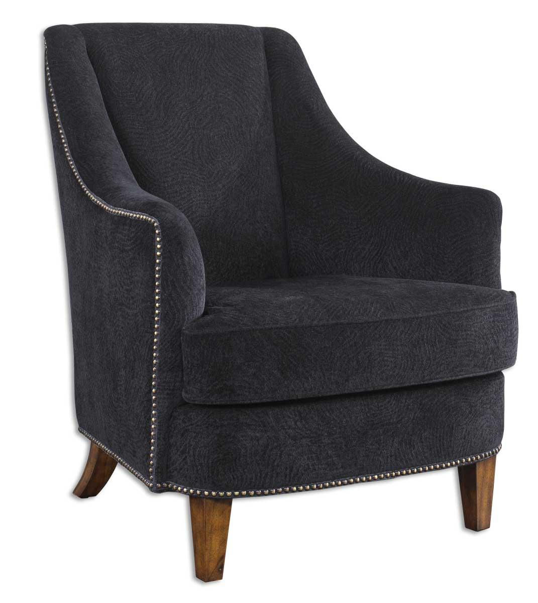 Uttermost Accent Furniture Nala Armchair - Item Number: 23002