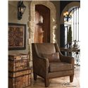 Uttermost Accent Furniture Clay Transitional Den Room Armchair
