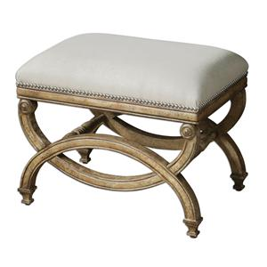 Uttermost Accent Furniture Karline Small Bench
