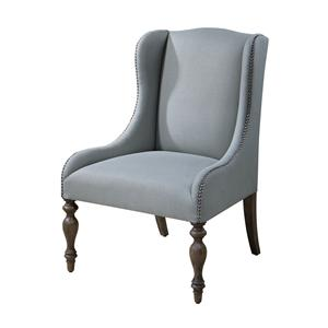 Uttermost Accent Furniture Filon Wing Chair