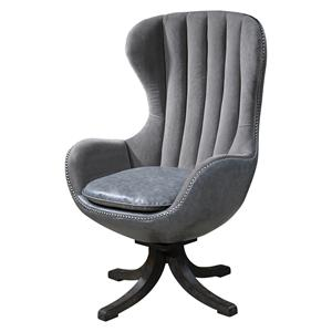 Uttermost Accent Furniture Linford Swivel Chair