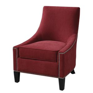 Uttermost Accent Furniture Kina Armless Chair