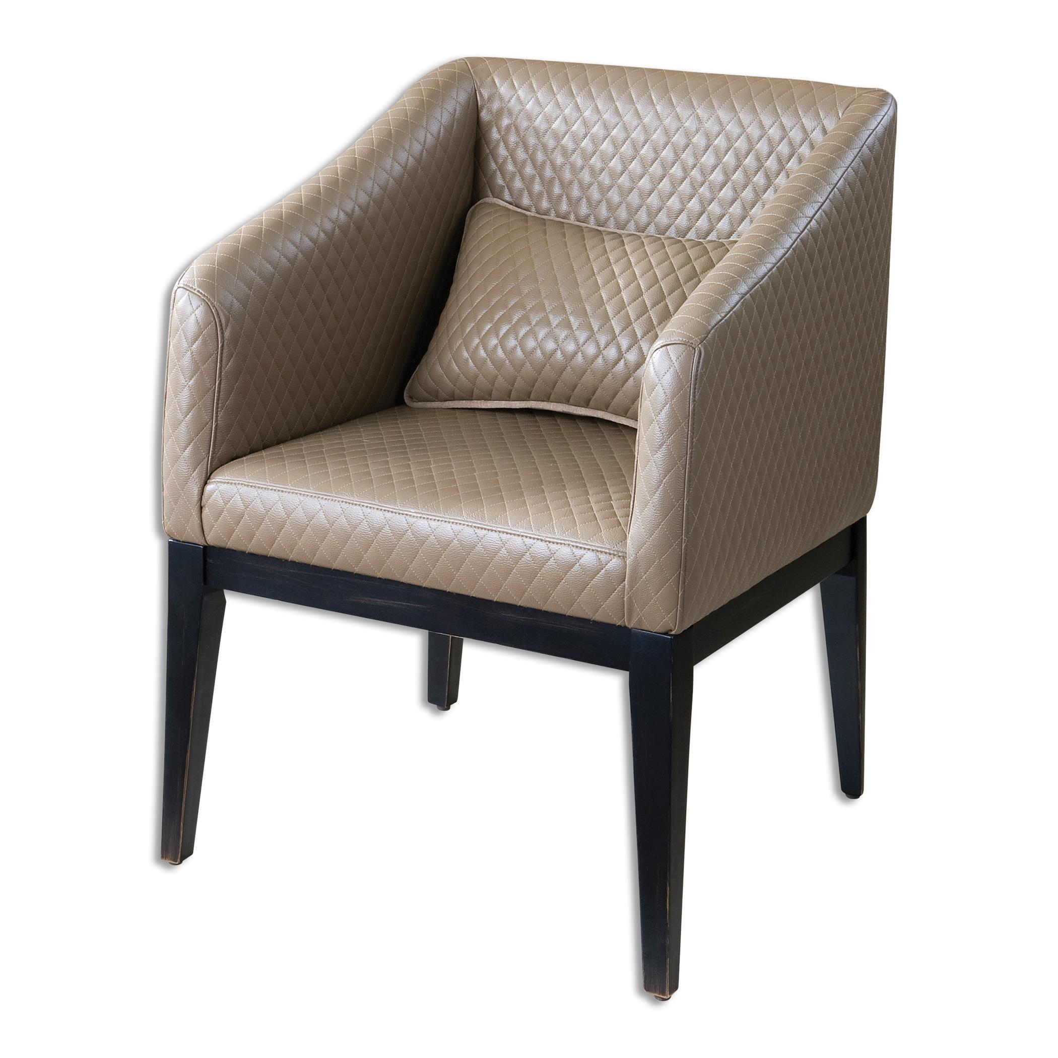 Uttermost Accent Furniture Jaelynn Classic Accent Chair - Item Number: 23224