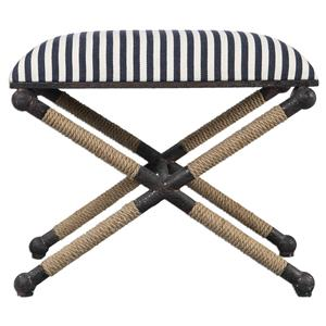 Uttermost Accent Furniture Braddock Small Bench