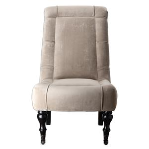 Uttermost Accent Furniture Lizina Armless Parsons Chair