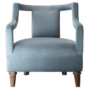 Uttermost Accent Furniture Laela Modern Armchair