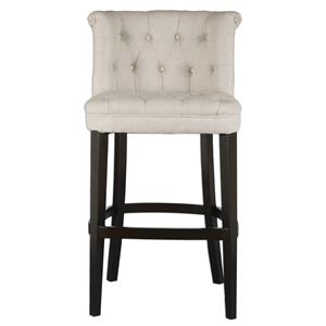 Uttermost Accent Furniture Kavanagh Tufted Bar Stool