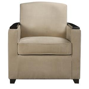 Uttermost Accent Furniture Kempton Modern Armchair