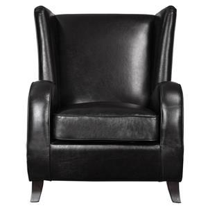 Uttermost Accent Furniture Lane Black Accent Chair