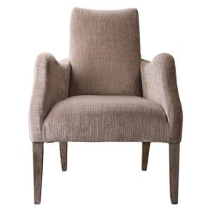 Uttermost Accent Furniture Callee Chenille Armchair