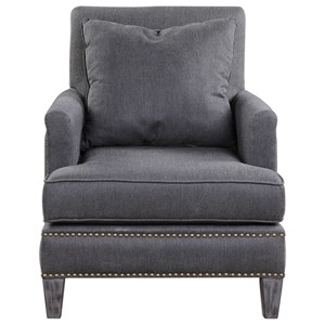 Uttermost Accent Furniture Connolly Armchair