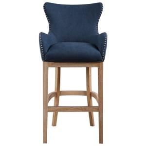 Uttermost Accent Furniture Barton Bar Stool
