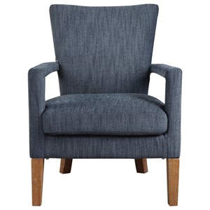 Uttermost Accent Furniture Wallis Arm Chair