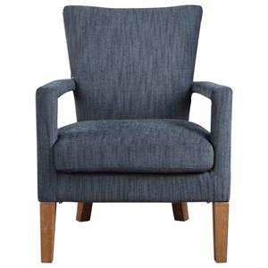 Uttermost Accent Furniture Wallis Arm Chair