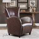 Uttermost Accent Furniture Lyric Accent Chair