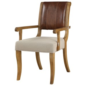 Uttermost Accent Furniture Carson Armchair