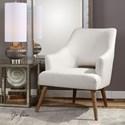 Uttermost Accent Furniture Dree Retro Accent Chair