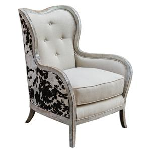 Chalina High Back Arm Chair